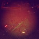 sad bike